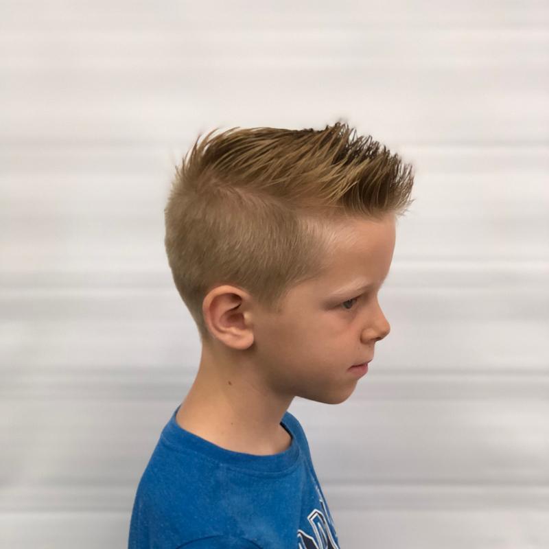 Little Boy Haircuts 2018   Kids Hairstyle Haircut ideas ...