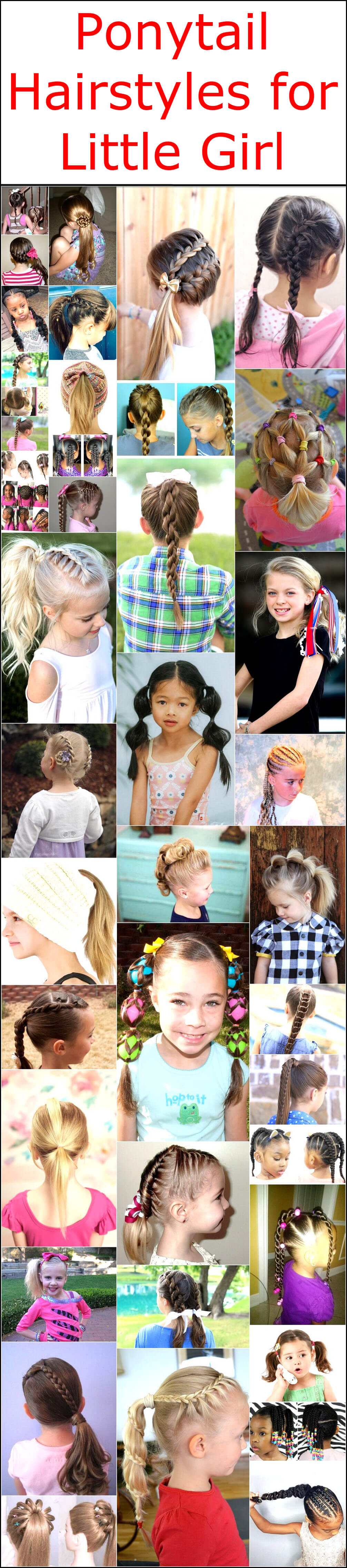 Show Me Hairstyles For Little Girls