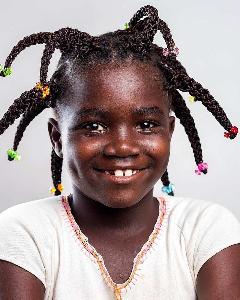 Kids Hairstyles for Black Girls | Kids Hairstyle Haircut ...