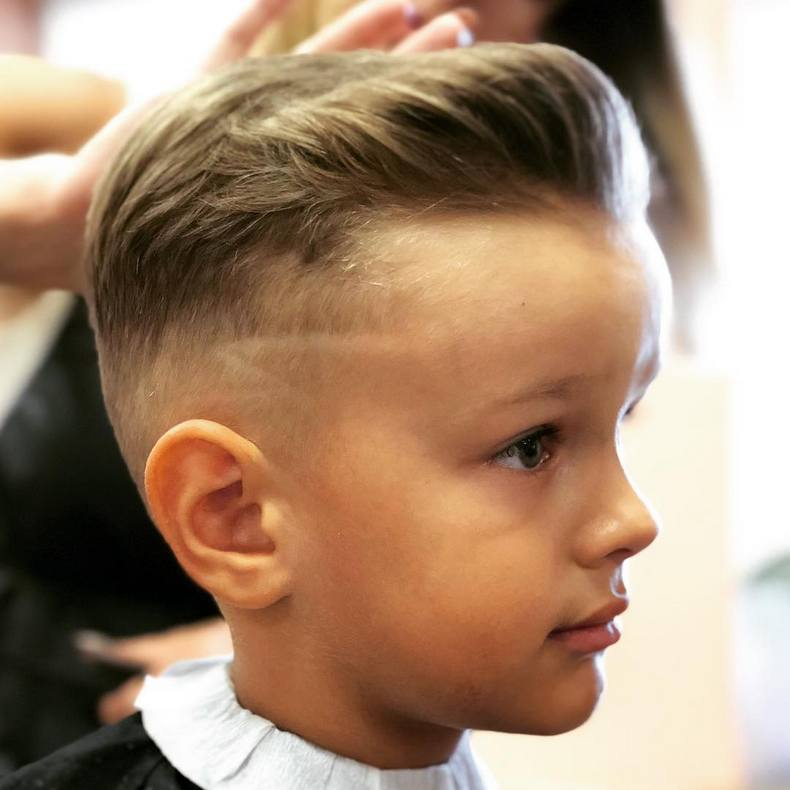Little Boy Haircuts and Hairstyles 2018 | Kids Hairstyle ...