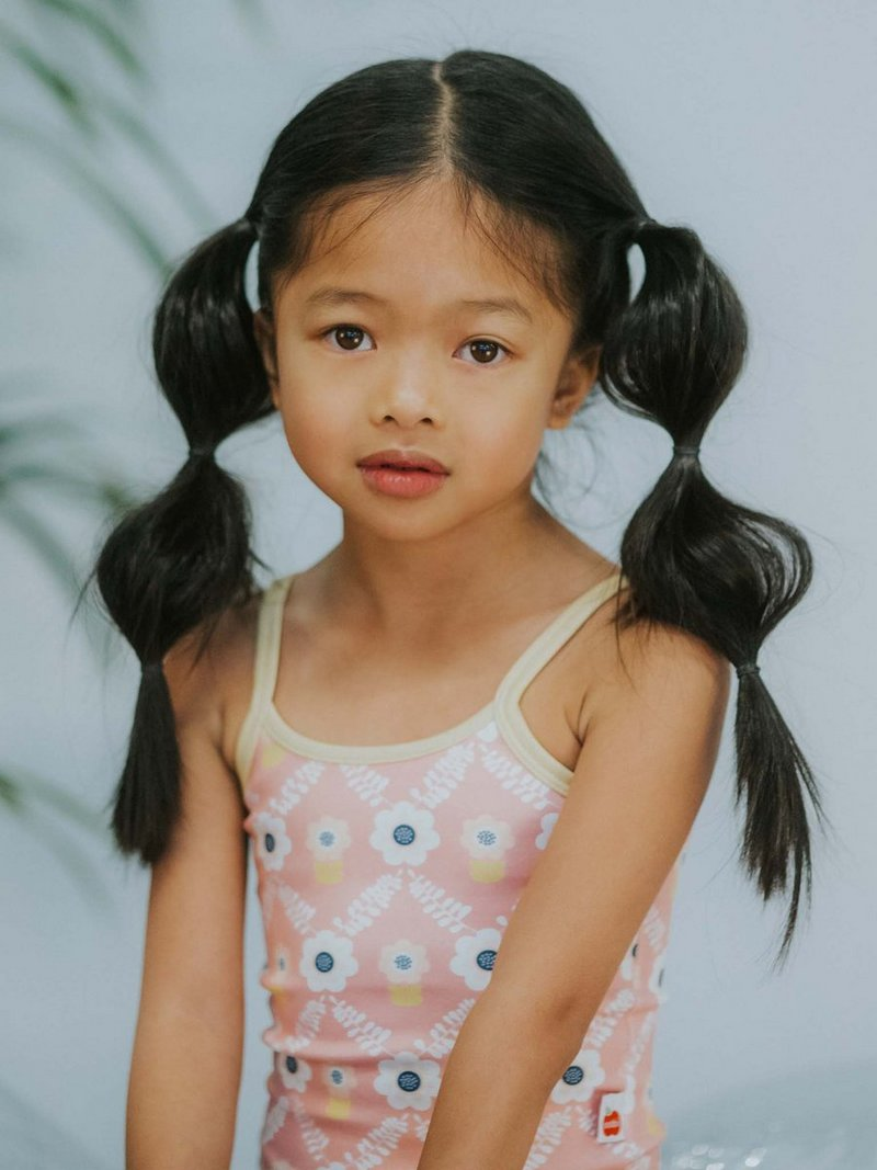 Ponytail Hairstyles For Little Girl Kids Hairstyle Haircut