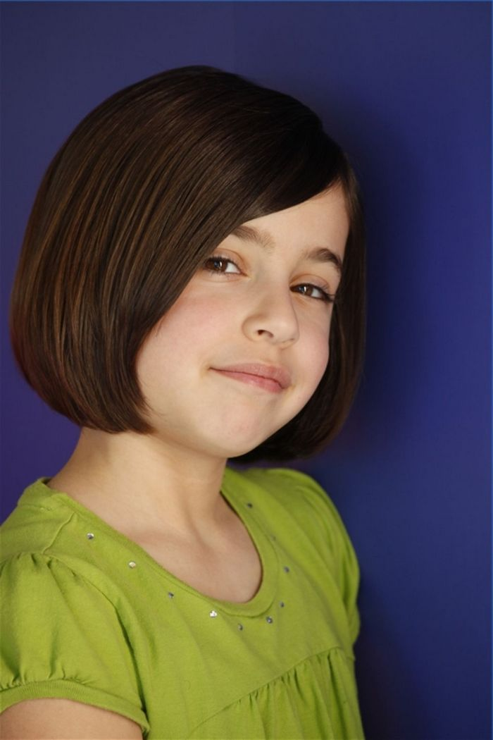 Short Hairstyles For Little Girl Kids Hairstyle Haircut Ideas Designs And Diy