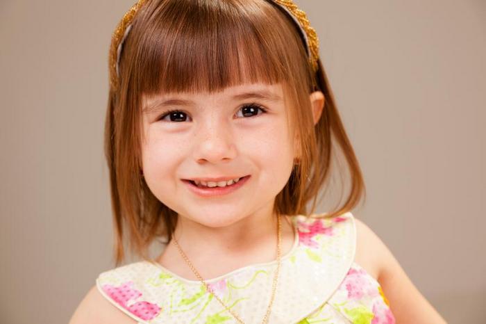 Short Hairstyles for Little Girl
