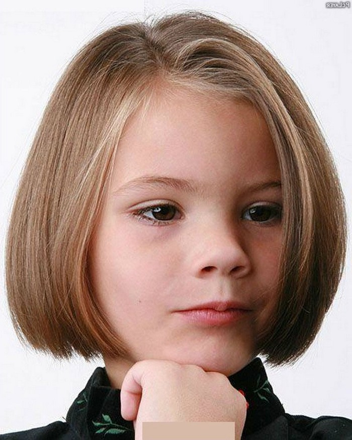 Short Hairstyles for Little Girl | Kids Hairstyle Haircut ...