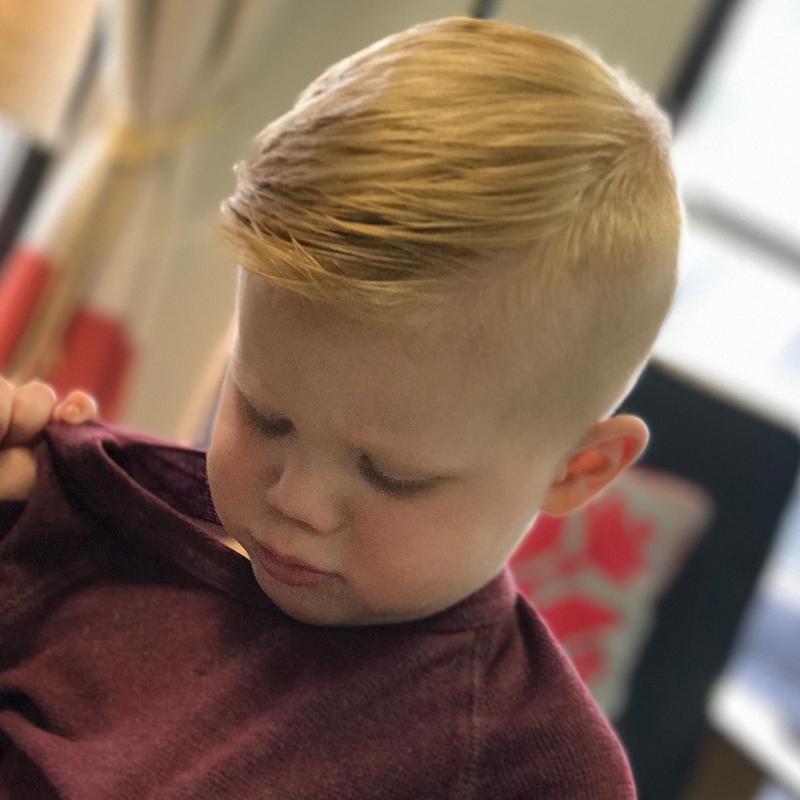 Little Boy Haircuts 2018 Kids Hairstyle Haircut Ideas