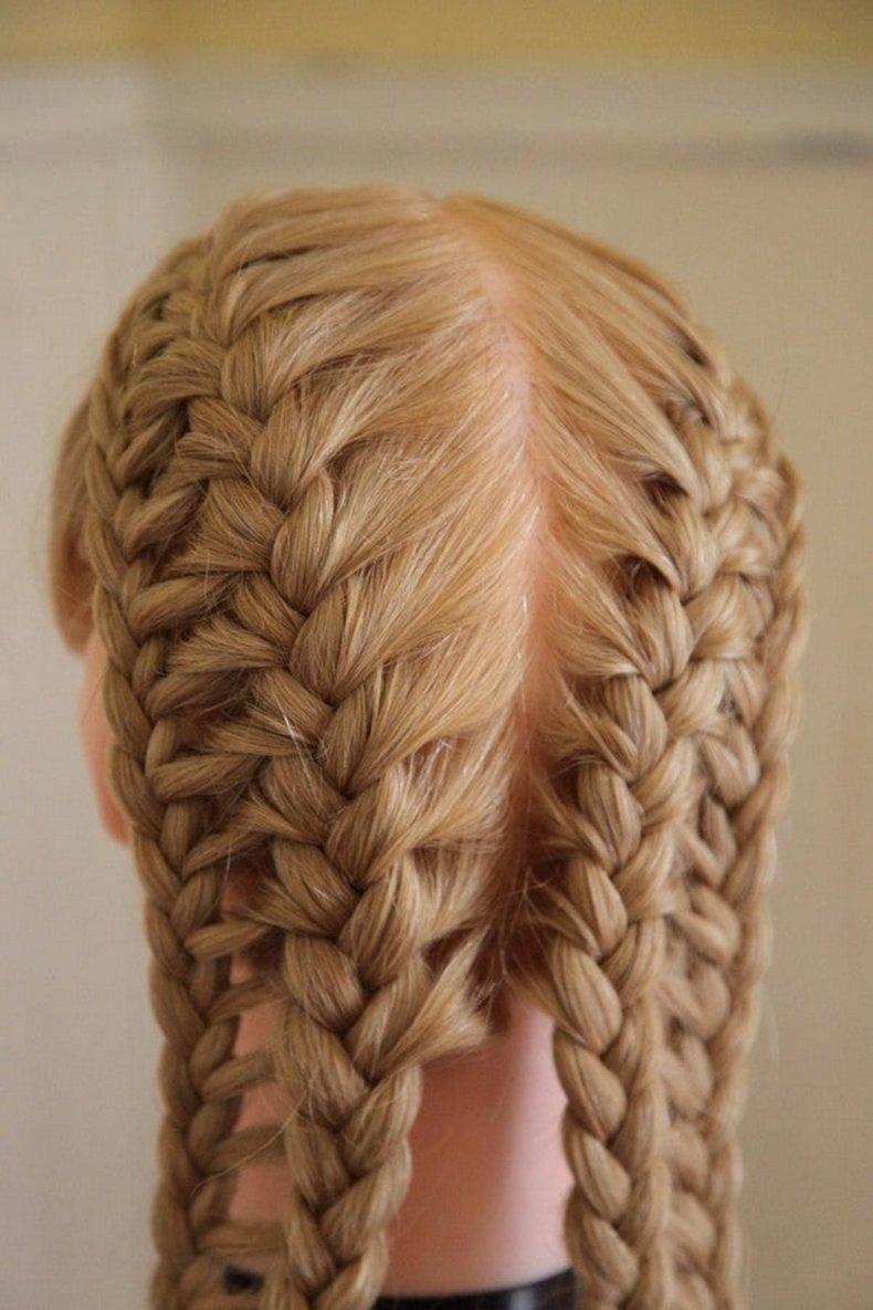 Little White Girl Braids | Kids Hairstyle Haircut ideas ...