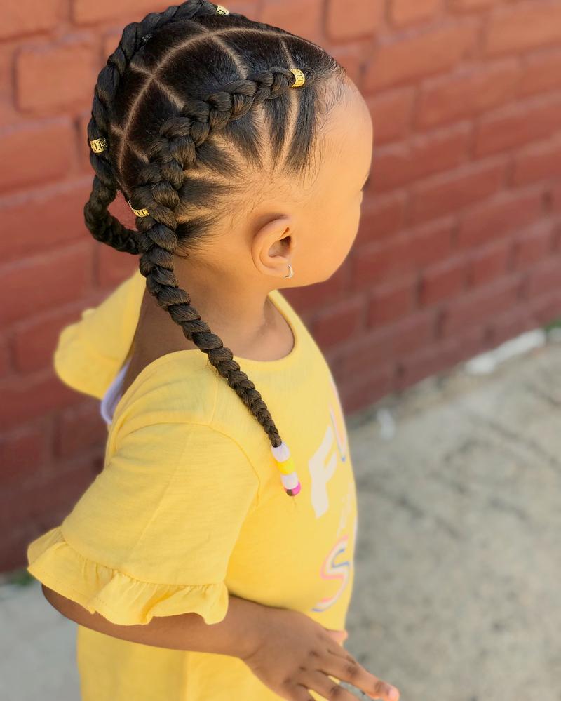 Swell Childrens Braids Black Hairstyles 2018 Kids Hairstyle Haircut Natural Hairstyles Runnerswayorg