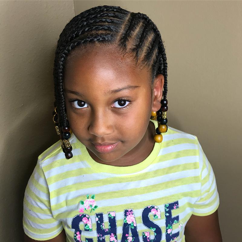 Children\'s Braids Black Hairstyles 2018 | Kids Hairstyle ...