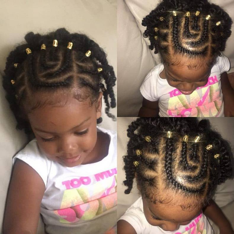 Crochet Braids Hairstyles For Kids Kids Hairstyle Haircut Ideas