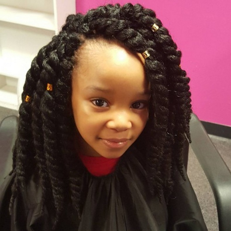 Crochet Braids Hairstyles For Kids Kids Hairstyle Haircut Ideas Designs And Diy