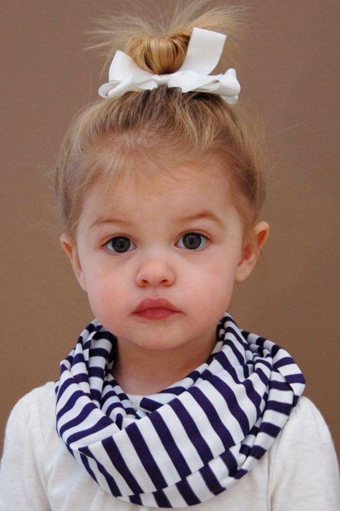 90 Best Baby Girl Short Hairstyles & Haircuts   Kids ...