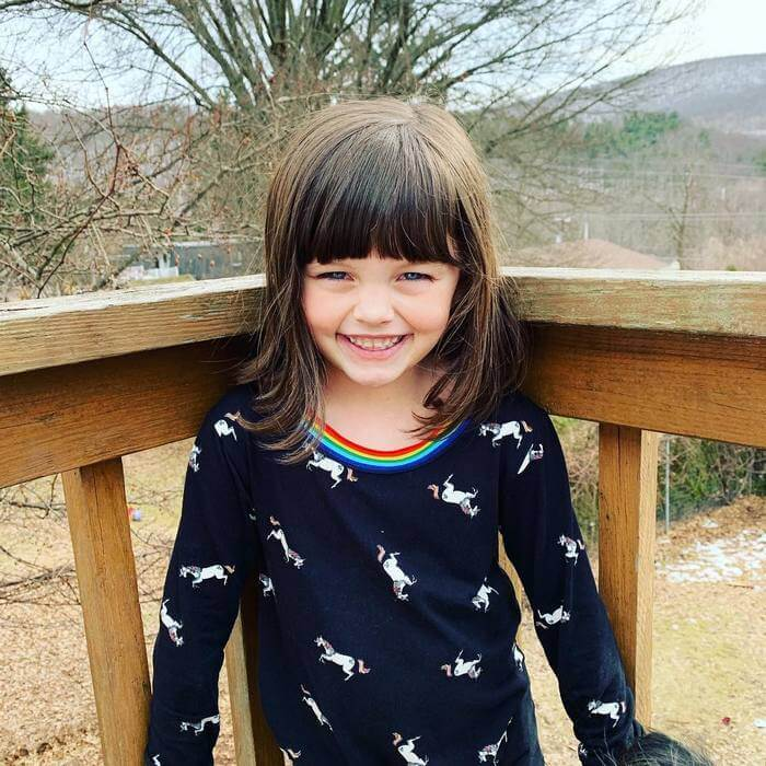 70 Best Little Girl Hairstyle with Bangs in 2019
